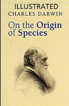 Paperback On the Origin of Species Illustrated Book