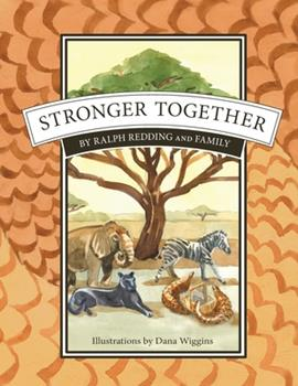 Paperback Stronger Together: Pangolins join Zeke and friends Book