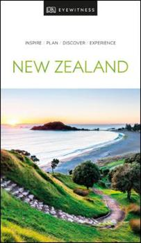 New Zealand (Eyewitness Travel Guides) 0789497212 Book Cover