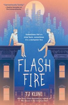 Hardcover Flash Fire: The Extraordinaries, Book Two Book
