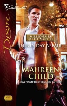 Mass Market Paperback Thirty Day Affair (Millionaire of the Month, 0) Book