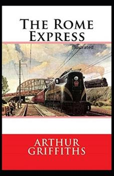 Paperback The Rome Express Illustrated Book