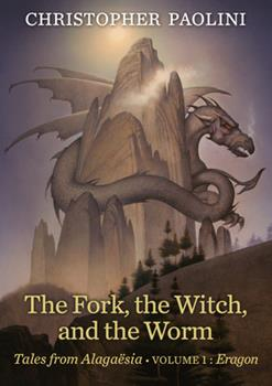 The Fork, the Witch, and the Worm: Eragon 1984894862 Book Cover