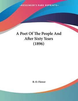 Paperback A Poet of the People and after Sixty Years Book