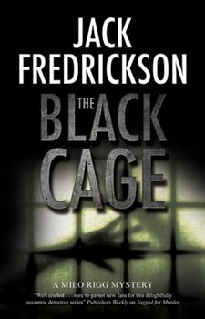 The Black Cage 0727889168 Book Cover