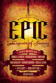 EPIC: Legends of Fantasy - Book  of the Stormlight Archive