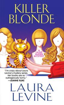 Killer Blonde (Jaine Austen Mysteries) 075820163X Book Cover