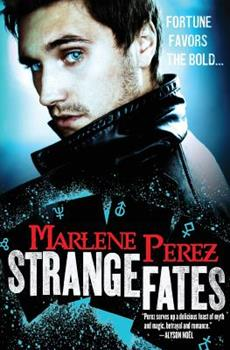 Strange Fates 0316251569 Book Cover