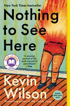 Nothing to See Here 0062913492 Book Cover