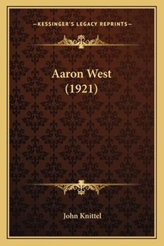 Paperback Aaron West Book