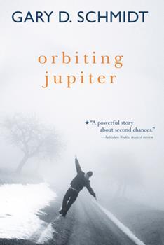 Paperback Orbiting Jupiter Book