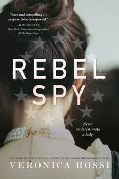 Rebel Spy 1524771228 Book Cover