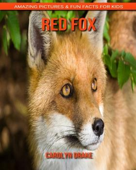 Paperback Red Fox: Amazing Pictures & Fun Facts for Kids Book