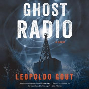 Audio CD Ghost Radio Book