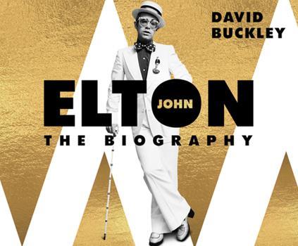 Audio CD Elton John: The Biography Book