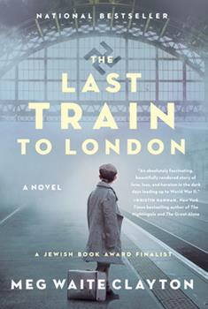 Paperback The Last Train to London Book