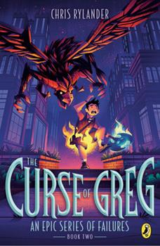 The Curse of Greg 1524739758 Book Cover