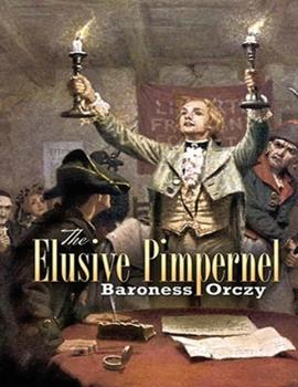 Paperback The Elusive Pimpernel (Annotated) Book