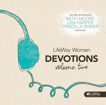 Audio CD Lifeway Women Devotions, Volume Two Book