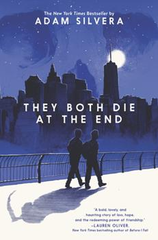 Hardcover They Both Die at the End Book