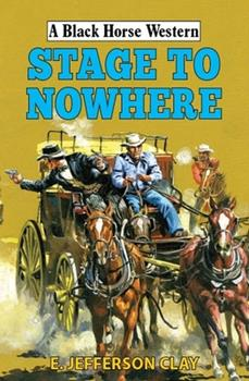 Hardcover Stage to Nowhere Book