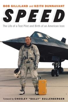 Hardcover Speed: The Life of a Test Pilot and Birth of an American Icon Book
