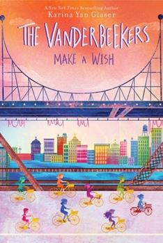 Hardcover The Vanderbeekers Make a Wish Book