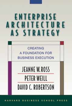 Hardcover Enterprise Architecture as Strategy: Creating a Foundation for Business Execution Book