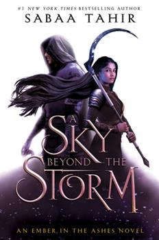 Hardcover A Sky Beyond the Storm Book