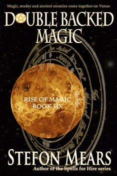 Paperback Double Backed Magic Book