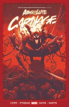 Paperback Absolute Carnage Book