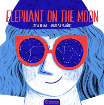 Hardcover Elephant on the Moon Book