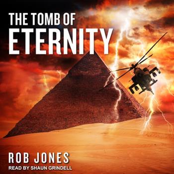 The Tomb of Eternity - Book #3 of the Joe Hawke