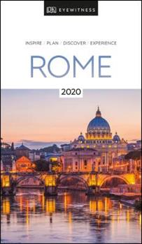 Rome (Eyewitness Travel Guides) 1564581861 Book Cover