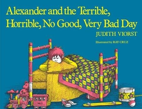Paperback Alexander and the Terrible, Horrible, No Good, Very Bad Day Book