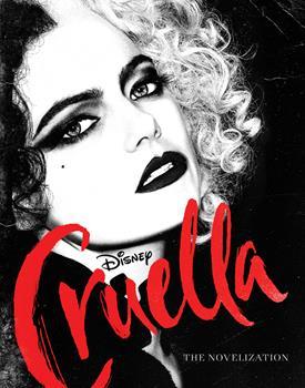 Paperback Cruella Live Action Novelization Book