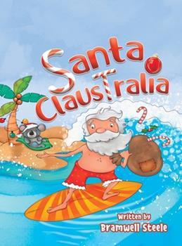 Hardcover Santa Claustralia Book