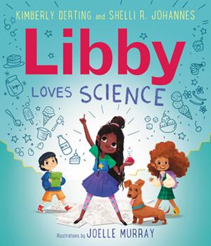 Libby Loves Science 0062946048 Book Cover