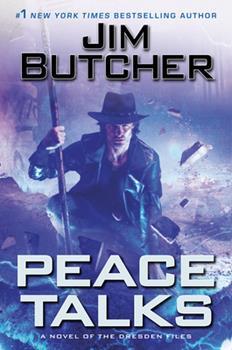 Peace Talks 0451464419 Book Cover