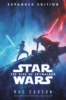 The Rise of Skywalker 0593128400 Book Cover