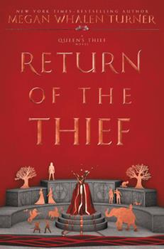 Hardcover Return of the Thief Book