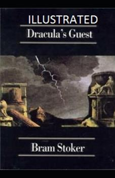 Paperback Dracula's Guest Illustrated Book