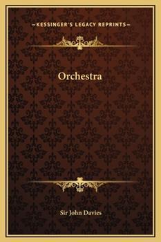 Hardcover Orchestr Book