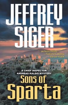 Sons of Sparta - Book #6 of the Andreas Kaldis