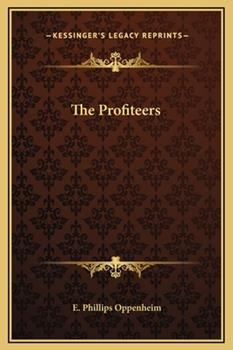 Hardcover The Profiteers Book