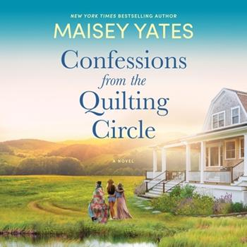 Audio CD Confessions from the Quilting Circle Book