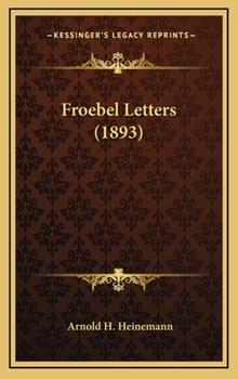 Hardcover Froebel Letters Book