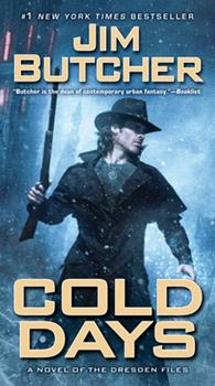 Cold Days 0451464400 Book Cover