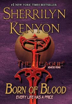 Born of Blood - Book  of the Dark-Hunters YA