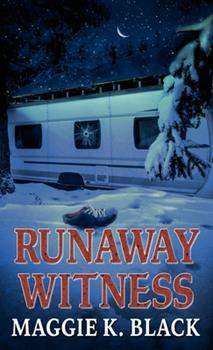Library Binding Runaway Witness [Large Print] Book